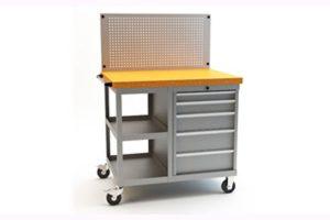 cnc tool storage trolley manufacturer
